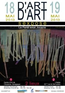 D'art D'art s'expose les 18 et 19 mai 2013 image1-211x300