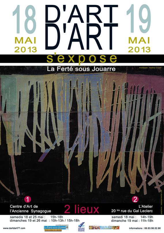 D'Art D'art 18/19 MAI 2013 dans - ACTUALITES image5